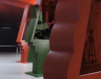 Palau Güell exhibitors