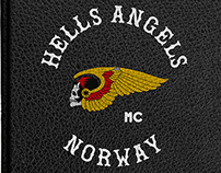 Helvetes Engler-Hells Angels MC Norway