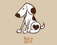 Bag of Love logo