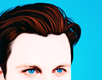 Portrait of Michael Pitt