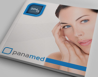 PanaMed Katalog Tasarımı