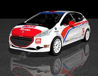 Inside Motor Rally Team Website