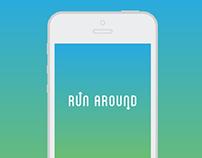 Run Around App