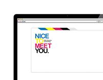 Nice to meet you web