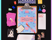 The Pretty Procrastinator Planner by Sofia Cope