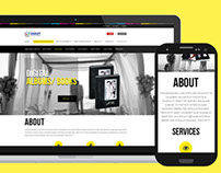 INDOT Color World - WEBSITE DESIGN (Responsive)
