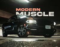 Modern Muscle Car