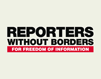 REPORTERS WITHOUT BORDERS #WRITINGHELPS