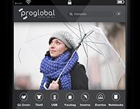 Proglobal Website