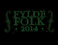 Fylde Folk Festival - Rebrand