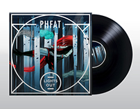 PHFat Lights Out Album Artwork