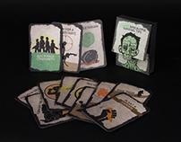 Zombie Apocalypse Survival Tips: collector's cards