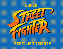 Street Fighter: Brazilian Tribute