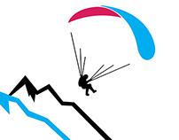 paragliding logo