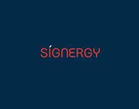 Signergy corporate identity