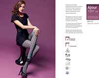Anabel Arto tights cataloque 2014