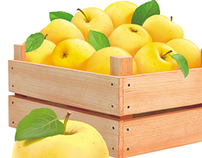 Fruit in box
