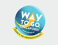 'WAY TO GO' by Ministry of Trade and Industry