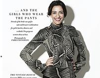 Harper's Bazaar Bride India June 2014