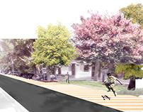 Urban improvement project (Aranjuez)
