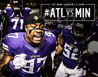 Minnesota Vikings Facebook Graphics
