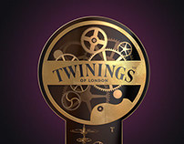 "Twinings ""It's T-Time"" display"