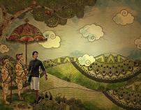 Bekal Campaign Hill Station- Kerala Tourism