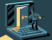 D Magazine: Laptop Robbery