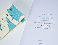 Kobigraph Specimen Book Photos