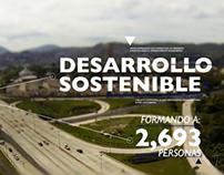 Memoria de sostenibilidad 2013 de Fundemás.