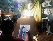 Drawings - Daniel Bota