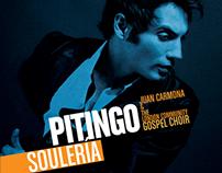 "Pitingo ""Soulería"" Cover"