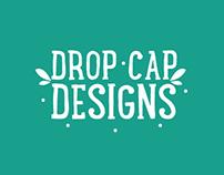 Drop Cap Designs