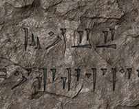 My Name In Dovahzul (Dragon)