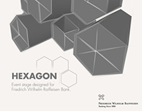 Hexagon//Stage Design