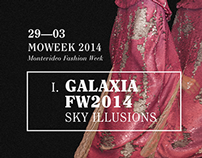 Flyer / GALAXIA COUTURE Fashion Week