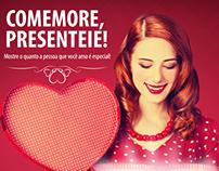 Email Mkt / Campanha do Dia dos Namorados