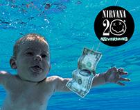 Nirvana, Nevermind 20th Anniversary