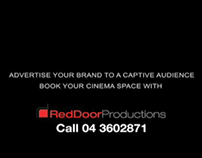 RedDoor Productions Cinema Ad