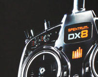 Spektrum DX8 Box Design