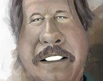 keith durflinger caricature