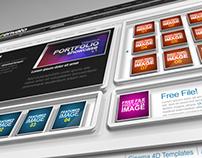 Videohive Portfolio Showcase