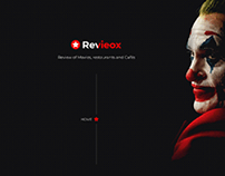 Revieox   Review of Movies, restaurants and Cafés