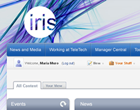 Iris Intranet