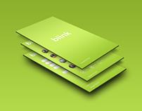 Blink - Branding - UI