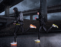 Nike Cold Weather Campaign