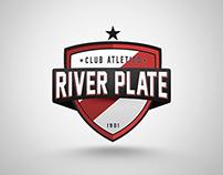 River Plate Rebrand