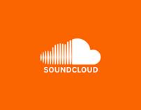 Soundcloud redesign concept