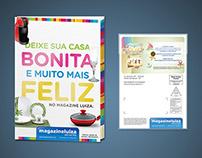 Mala Direta Presentes - Magazine Luiza