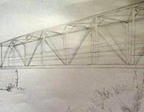 Croqui ponte